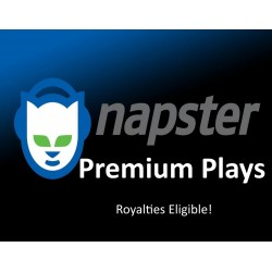 Buy Napster Plays
