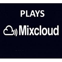 MIXCLOUD PLAYS / KLICKS KAUFEN