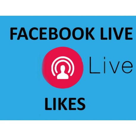 Facebook Live stream Likes Kaufen