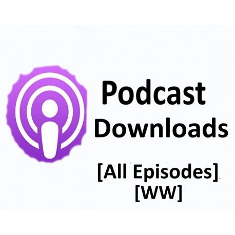 Buy itunes Podcast Downloads All Episodes