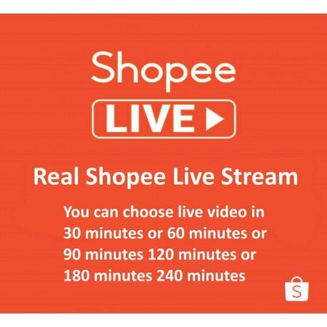Shopee Live Stream Views Kaufen