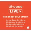 Buy Shopee Live Stream Views