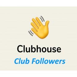 Clubhouse Club Followers Kaufen