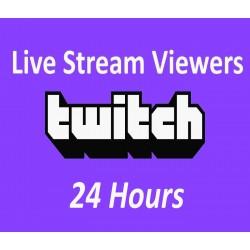 Twitch Live zuschauer 1 Tag