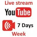 Buy YouTube Weekly Live Stream Viewers