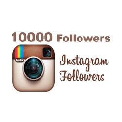 10.000 Instagram Followers