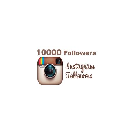 10.000 HQ Instagram Followers